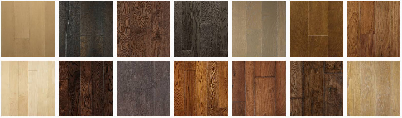 Hardwood Floors Samples Floor Horiz F